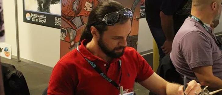 Interview : Alberto Jiménez Albuquerque : la tête dans les étoiles