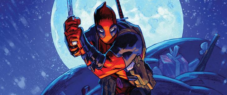Avant-Première VO: Review Deadpool #7