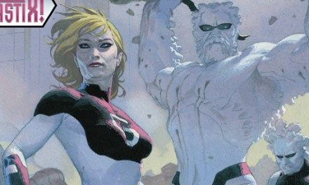 Avant-Première VO: Review Fantastic Four #4