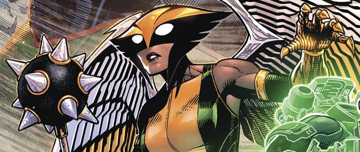 Avant-Première Comics VO: Review Justice League #14