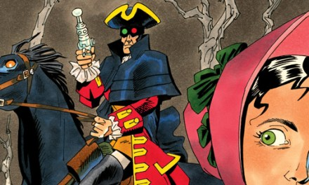 Avant-Première Comics VO: Review League of Extraordinary Gentlemen – The Tempest #3
