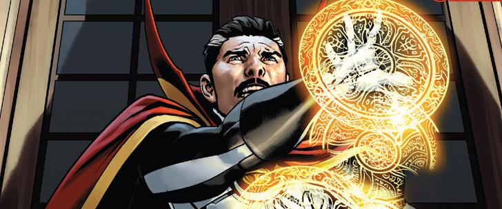 Avant-Première VO: Review Doctor Strange #9
