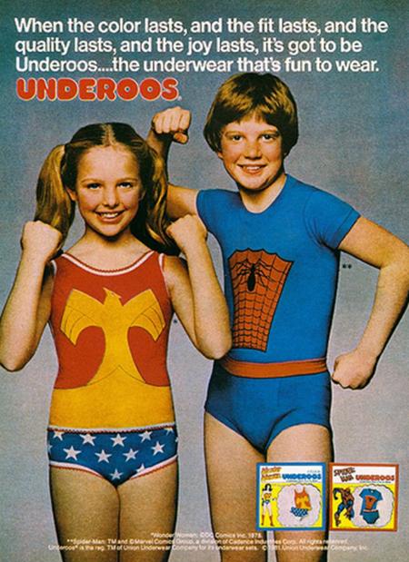 Imaginarium: Super-héros et collant 3 pièces