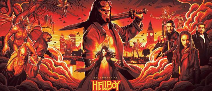 Hellboy : première bande-annonce