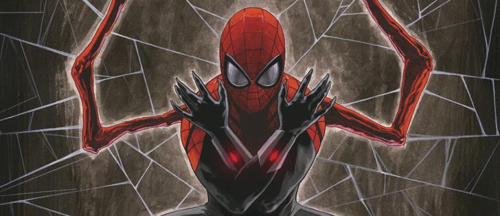 Avant-Première Comics VO: Review Superior Spider-Man #1