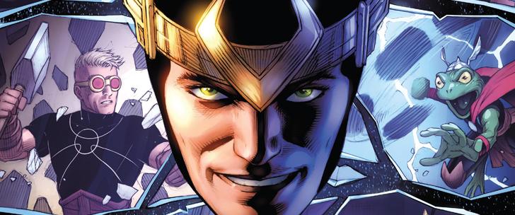 Avant-Première Comics VO: Review Asgardians of the Galaxy #5