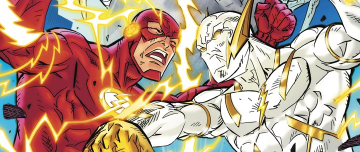 Avant-Première Comics VO: Review Flash Annual #2