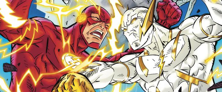 Avant-Première Comics VO: Review Flash Annual #2
