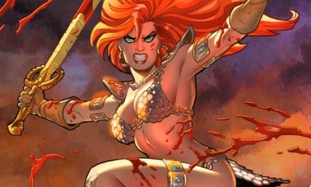 Avant-Première Comics VO: Review Red Sonja #1