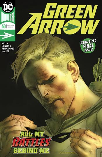 Green Arrow #50