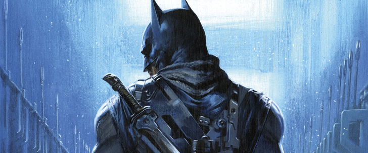 Avant-Première Comics VO: Review The Batman Who Laughs: The Grim Knight #1