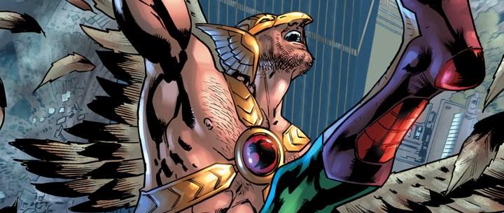 Avant-Première Comics VO: Review Hawkman #10