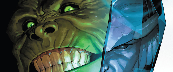 Avant-Première Comics VO: Review Avengers: No Road Home #5