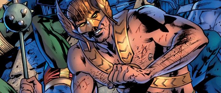 Avant-Première Comics VO: Review Hawkman #11