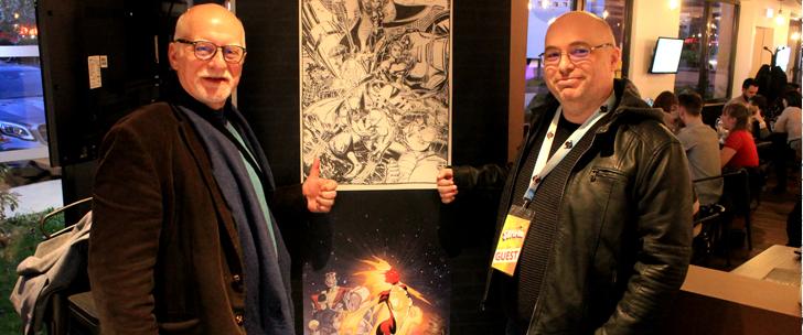 Super-Héros, Festival International des Comics de Labège 2019