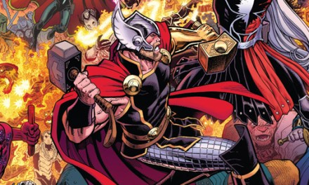 Avant-Première Comics VO: Review War Of The Realms #1