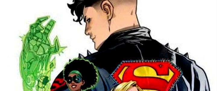 Avant-Première Comics VO: Review Young Justice #4