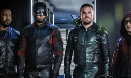 Arrow S07E22
