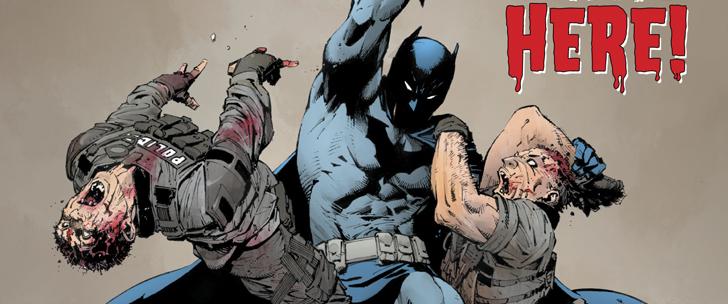 Avant-Première Comics VO: Review DCeased #1