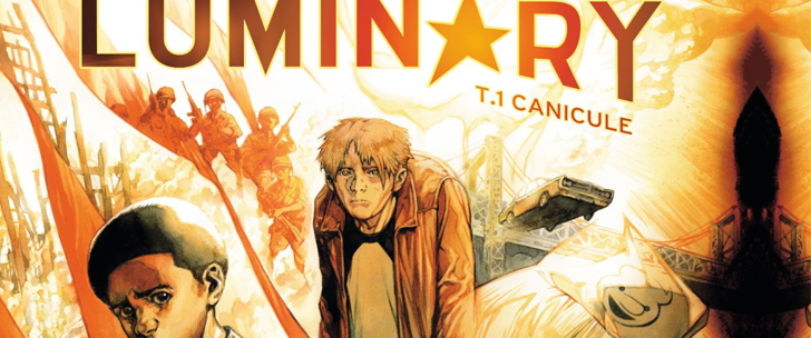 Avant-Première Comics VF: Review Luminary Tome 1