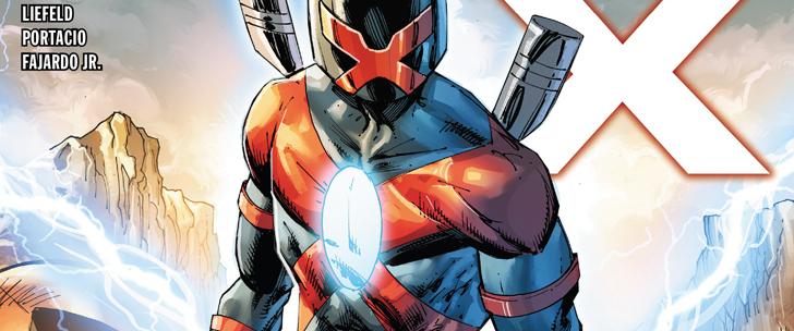 Avant-Première Comics VO: Review Major X #3