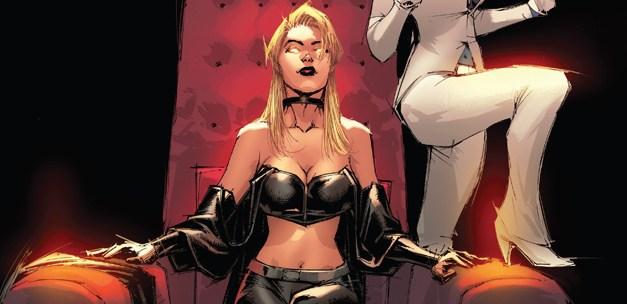 Avant-Première Comics VO: Review Uncanny X-Men #18