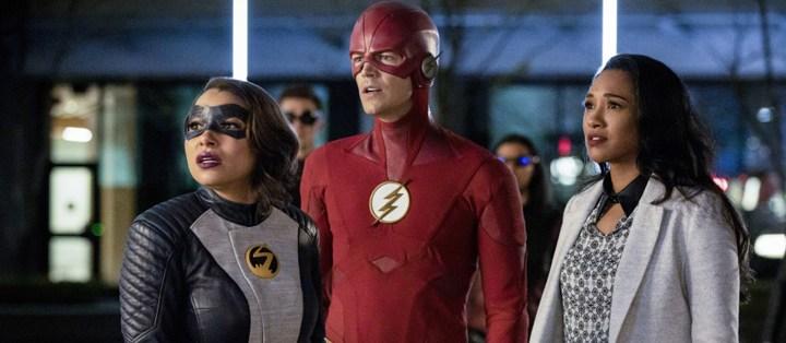 The Flash S05E22