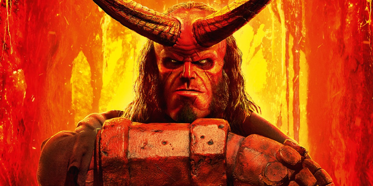 Review : Hellboy