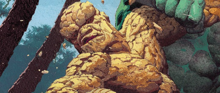 Avant-Première Comics VO: Review Fantastic Four #12