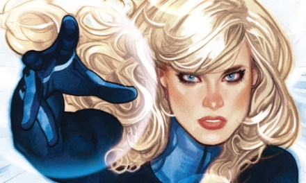 Avant-Première Comics VO: Review Invisible Woman #1