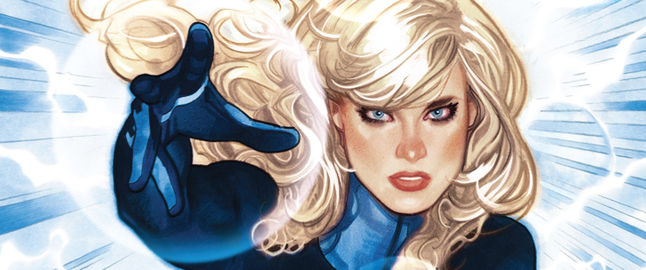 Avant-Première Comics VO: Review Invisible Woman #1