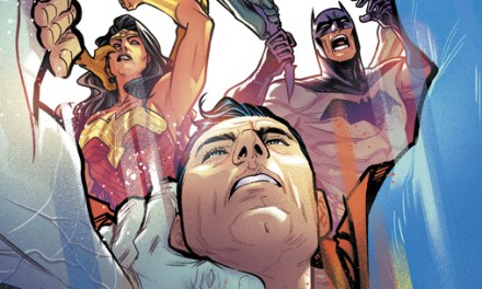 Avant-Première Comics VO: Review Justice League #30