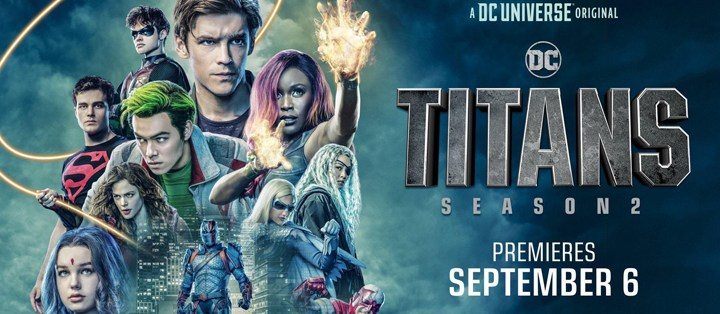 Titans – Saison 2 : nouveau trailer