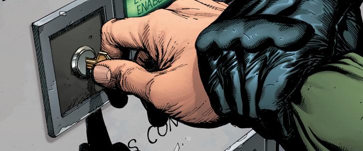 Avant-Première Comics VO: Review Doomsday Clock #11