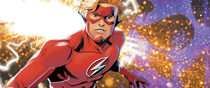 Avant-Première Comics VO: Review Flash Forward #1