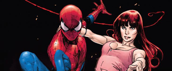 Avant-Première Comics VO: Review Spider-Man #1