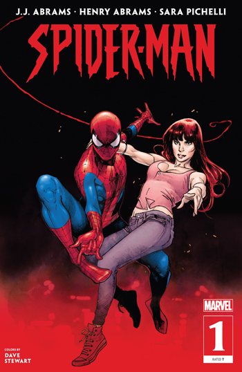 Spider-Man #1