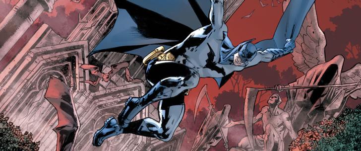 Avant-Première Comics VO: Review The Batman's Grave #1
