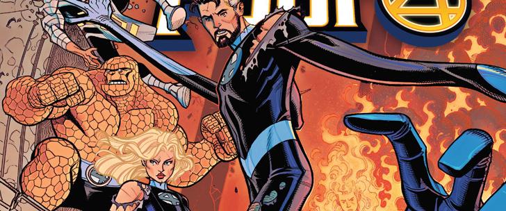 Avant-Première Comics VO: Fantastic Four #18