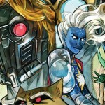 Avant-Première Comics VO: Guardians Of The Galaxy #1