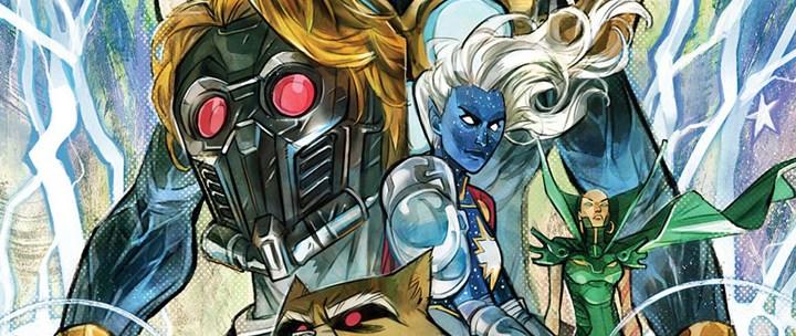 Avant-Première Comics VO: Guardians Of The Galaxy #1