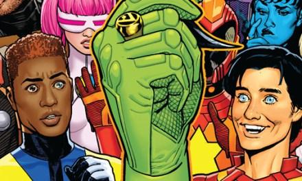 Avant-Première Comics VO: Legion of Super-Heroes #3