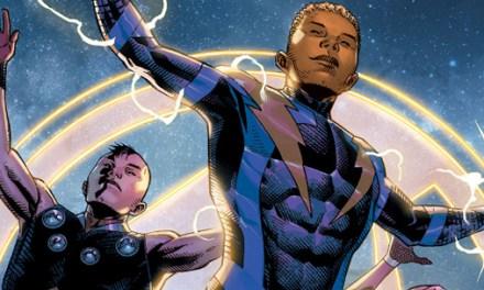 Avant-Première Comics VO: Legion of Super-Heroes #1
