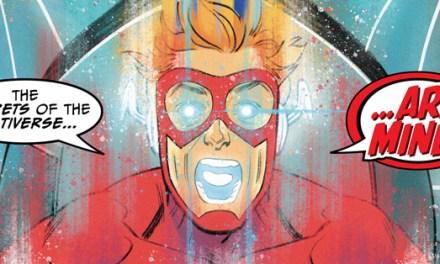 Avant-Première Comics VO: Flash Forward #5
