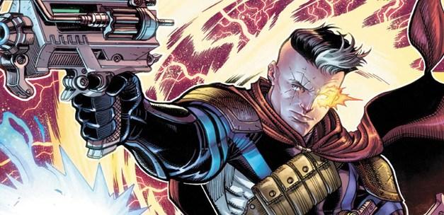 Avant-Première Comics VO: Cable #1
