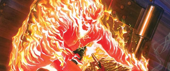 Avant-Première Comics VO: Marvel #1