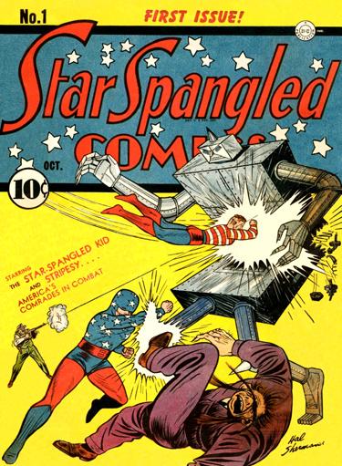 Star-Spangled Kid