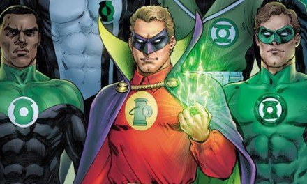 Avant-Première Comics VO: Review Green Lantern 80th Anniversary #1