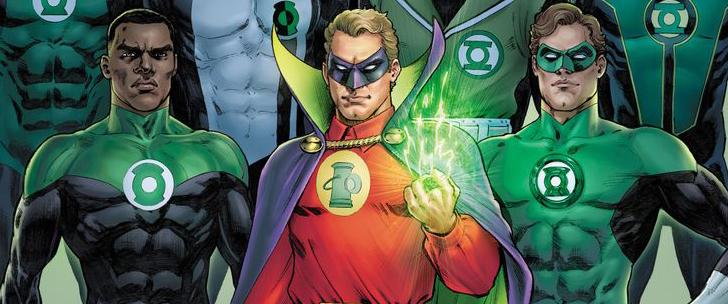 Avant-Première Comics VO: Review Green Lantern 80th Anniversary #1