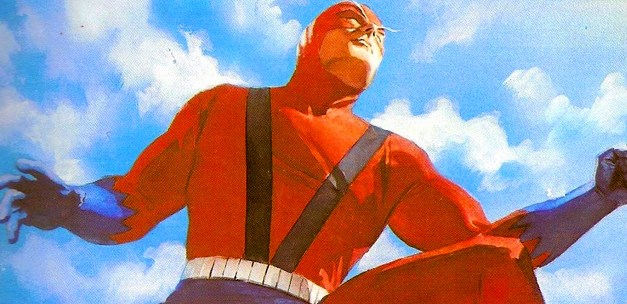 Alex Ross : Super-Poème